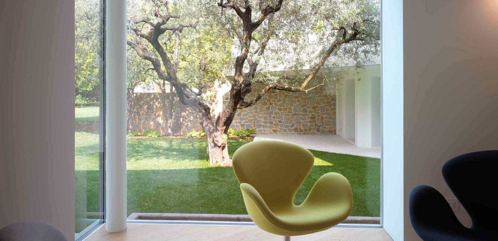 Immagine di copertina di Villa Vicenza con angolo vetrato