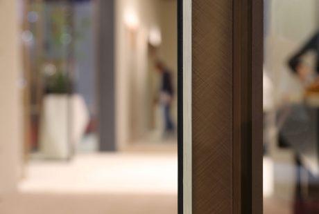 Skyline System con finitura legno-alluminio, immagine sette