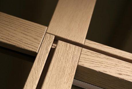 Skyline System con finitura legno, immagine cinque