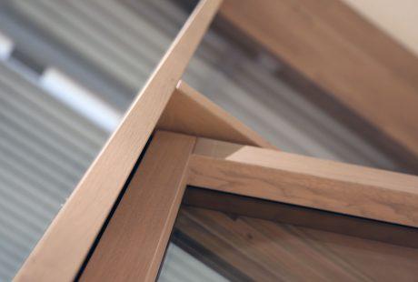 Skyline System con finitura legno, immagine dieci