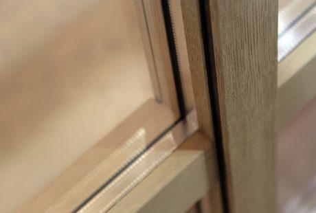 Skyline System con finitura legno, immagine due
