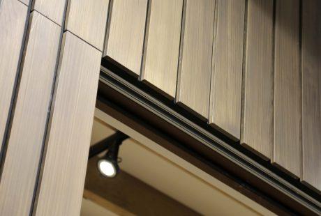 Skyline System con finitura legno, immagine nove
