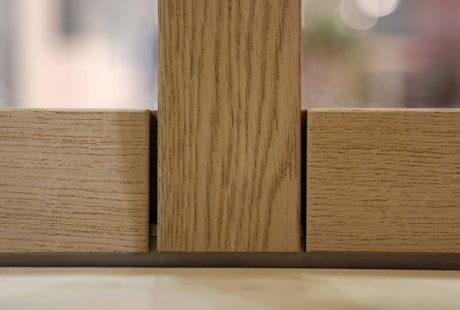 Skyline System con finitura legno, immagine sette