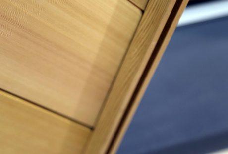 Skyline System con finitura legno, immagine tre