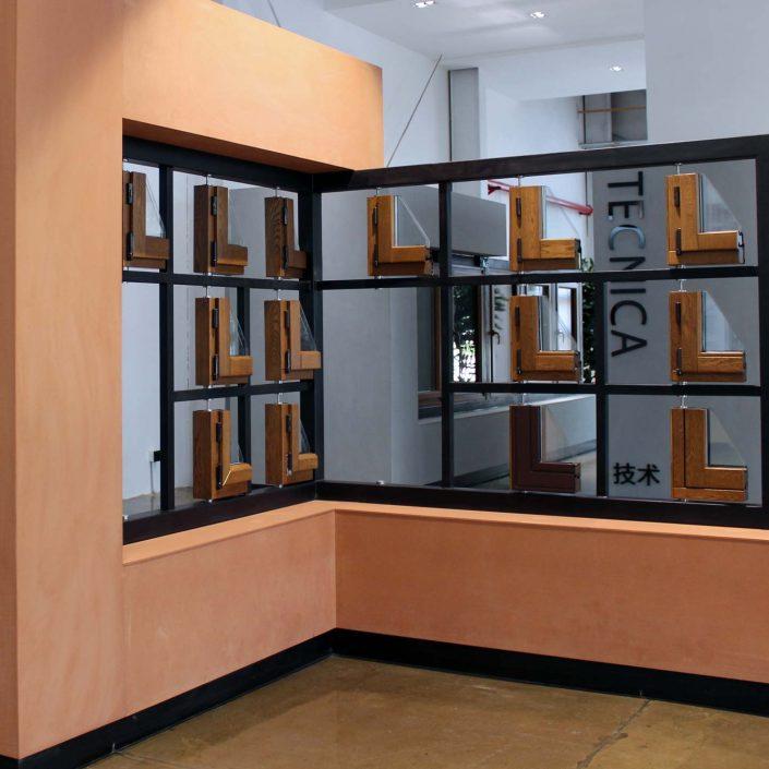 Nuovo showroom in Cina, immagine sette