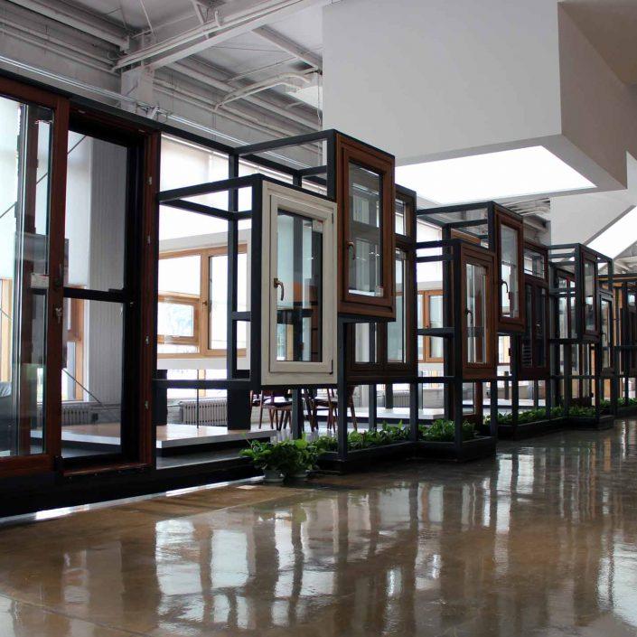 Nuovo showroom in Cina, immagine tre