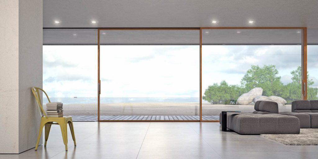 Skyline System su Casa Naturale, immagine uno