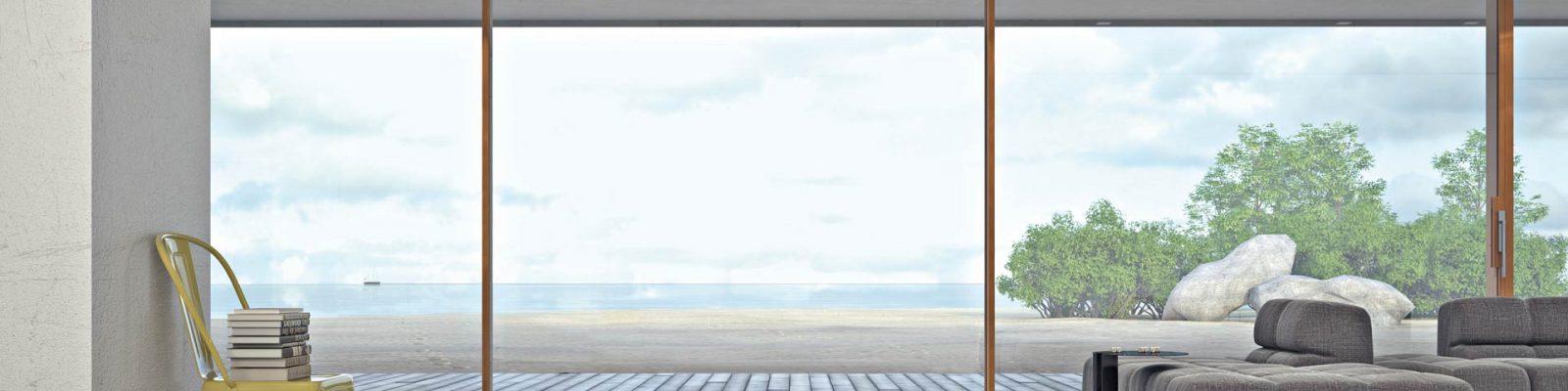 Skyline Drive, banner intermedio