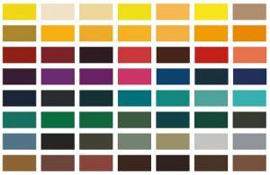 Colori RAL Carminati